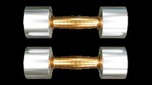 stainless steel copper dumbbells